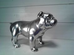 Bulldog, bulldog statue, Georgia bulldogs, dog decor, dog statue