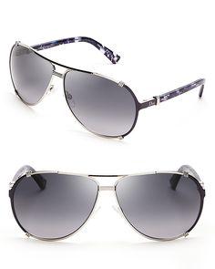 2923468779 Dior Chicago Aviator Sunglasses