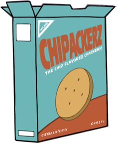Chipackerz is a chip-flavored cracker brand made by Nyums. Dipper, Mabel…