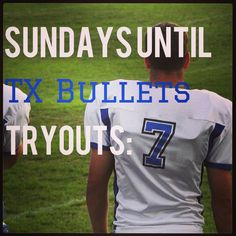 It's almost #txbullets TRYOUT time!! Mineral Wells, Tx September 22! Sign ups begin at 2:00 & TRYOUTS begin at 3:00!!