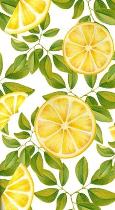Lemon Art Print by Alessia - X-Small Ipad Wallpaper Watercolor, Iphone Background Wallpaper, Aesthetic Iphone Wallpaper, Aesthetic Wallpapers, Watercolor Art, Cute Wallpaper Backgrounds, Cute Wallpapers, Hd Wallpaper, Iphone Wallpapers