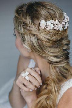 Die 60 schönsten Brautfrisuren 2016: So findet jede Braut den perfekten Trend für die Hochzeit! Image: 1
