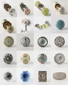 back {to} domestics: knobs and hardware