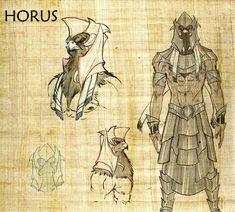 Horus by dumbo972.deviantart.com on @deviantART
