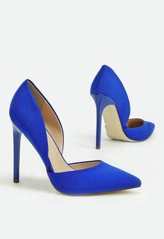 Monika Schuhe in Blau - günstig kaufen bei JustFab
