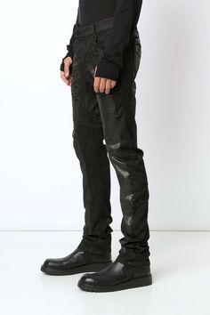 ecc5bb204cee 11 By Boris Bidjan Saberi   PR1 Pants Apocalypse Fashion