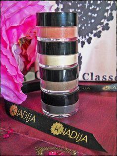 Khadija products seen by Le Boudoir des Akhawattes