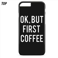 OK But First Coffee For Iphone 5 | 5S | SE Case