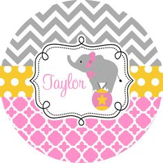 Personalized Plate  Childrens Dinnerware  Kids by PinkWasabiInk, $22.00