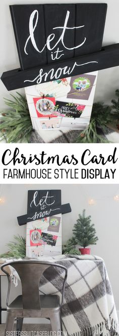 DIY Christmas Card D