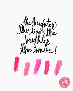 68 Best Muah Images Frases Makeup Quotes Lips Quotes
