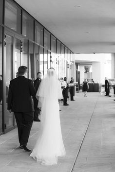 Bride and Groom - North London Wedding Venue - Kings Place Events - Photo by CWM Photography