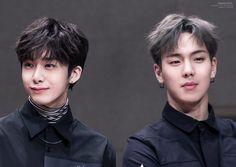 hyungwon, shownu, monsta x
