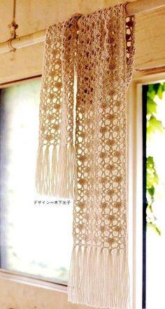 Stylish Easy Crochet: Crochet Free Patterns Of Easy Scarves For Beginner