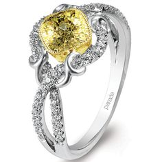 Colored Engagement Rings - Gemstone Engagement Rings | Wedding Planning, Ideas & Etiquette | Bridal Guide Magazine