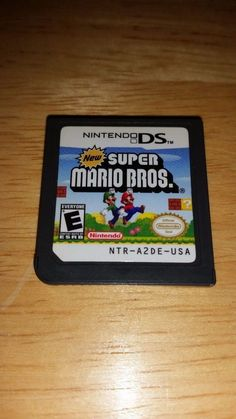 New Super Mario Bros. (Nintendo DS, 2006) [Game Cart Only]