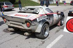 Lavanttal Ral·li 2013 Lancia Stratos