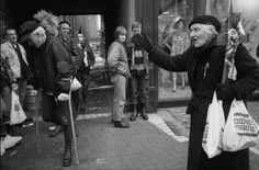 Iconic character on the streets of Dublin. That woman was on the streets during my childhood. A lot earlier than the Images Of Ireland, Love Ireland, Dublin Ireland, 80s Characters, Irish People, Ireland Homes, Dublin City, Emerald Isle, Sunderland