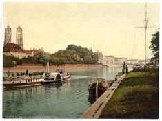 Zdjęcie numer 12 w galerii - Niemiecki Wrocław na kolorowych zdjęciach z amerykańskiej Biblioteki Kongresu