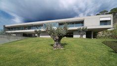 Vivienda unifamiliar en el pantano de San Juan - Vicens & Ramos   Estudio de Arquitectura