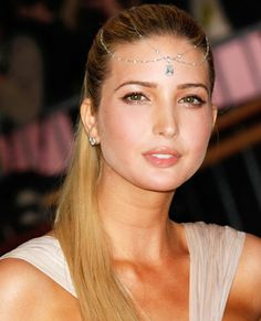 16 of Ivanka Trump's Most Memorable Beauty Moments - 2008  - from InStyle.com