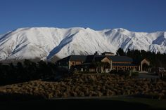 Terrace Downs, Canterbury New Zealand. A wonderful place to live or visit.