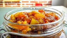 Sergio Benito: Receta fácil de chutney de manzanas | Cocina