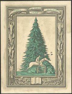 Ex libris John Hay Whitney. From New York Public Library Digital Collections.