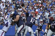 Patriots at Bills: Week 2 | New England Patriots