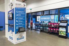 Decathlon | Interior project | Store displays | Alkmaar