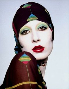 Anjelica Huston. Photo: Gian Paolo Barbieri.