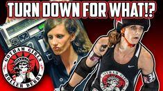 Gotham Girls All Stars 2014 - Turn Down for What? - Gotham Girls Roller ...