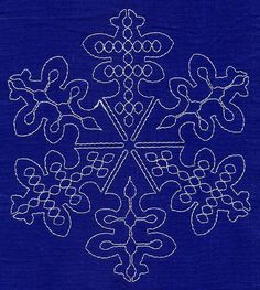 ... by traditional japanese quilting sashiko designs beautiful as single
