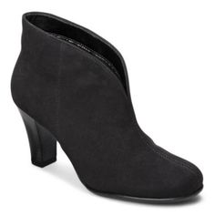 A2 by Aerosoles® Gold Role Womens Booties  found at @JCPenney  (but in light gray)