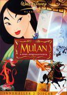 Disney klassiker 36: Mulan - DVD - Film - CDON.COM