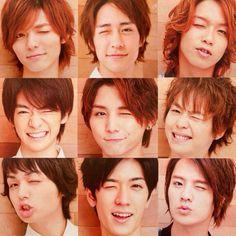 Hey! Say! JUMP Japanese Men, Actors & Actresses, Idol, Singer, Sayings, Jumpers, Lovers, Asian, People