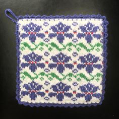 Pot Holders, Knitting Patterns, Projects To Try, Knits, Crocheting, Needlepoint, Pictures, Crochet, Knit Patterns