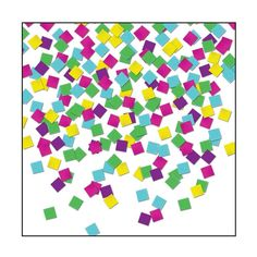 Beistle 8-Bit Luncheon Napkins Multicolor