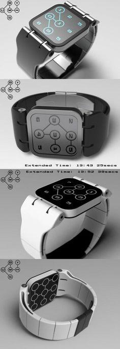 Creative watch design