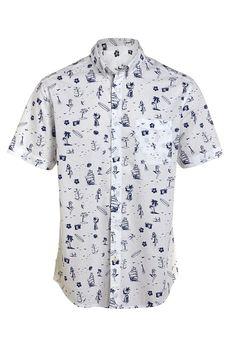 Las 65 mejores camisas de la temporada. Camisa Hawaiana 0055fbe758f3e