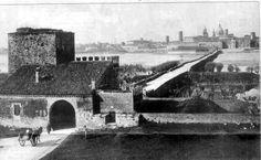 Mantova, ponte di San Giorgio