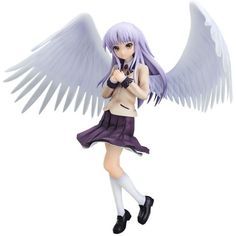 Tenshi (Kanade Tachibana) 1/8 Scale Figure. #Anime #Figures #Sculptures #gosstudio #Gift .★ We recommend Gift Shop: http://www.zazzle.com/vintagestylestudio ★