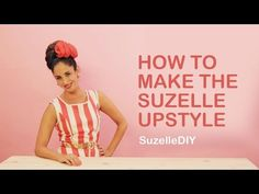Suzelle DIY teaches us to 'Suzelf' ourselves in her new video! Diy Videos, Video Tutorials, Today Episode, Creative People, Hair Dos, Diy Hairstyles, Make Me Smile, Hair Extensions, Hair Clips