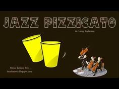 Jazz pizzicato - Leroy Anderson (Juego de vasos) - YouTube Elementary Music Lessons, Piano Lessons, Movement Activities, Music Activities, Teachers Toolbox, Music Beats, Rhythm Games, Music And Movement, Music Classroom