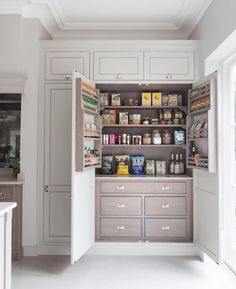 "3,545 Likes, 114 Comments - Coastal Interiors (@coastalinteriors) on Instagram: ""Pantry goals.⭐️ via: @humphreymunson : @paullmcraig"""
