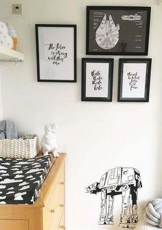 Lily & Laurel baby Ben's room blog