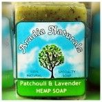 Soap – Organic Hemp Soap. See it on the soap, hand-crafted page at http://aradianaturals.ca/1