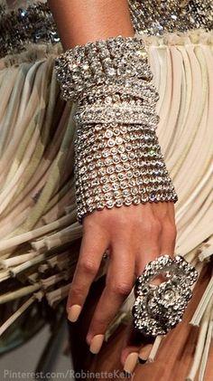 BLING chunky bold bracelets!