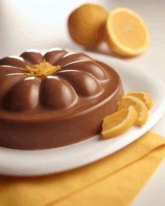 Gelatina de Chocolate ABUELITA®