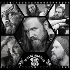 wheres my opie? i miss him so Sons Of Anarchy Motorcycles, Ryan Hurst, Theo Rossi, Don't Fear The Reaper, Motorcycle Men, Jax Teller, I Miss Him, Charlie Hunnam, Ryan Guzman